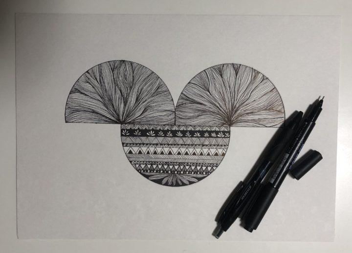 Mandala, Arts at Home, Creative Activities