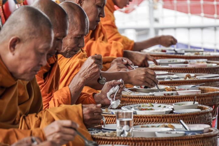 Shojin Ryori, Monks, Buddhist cuisine