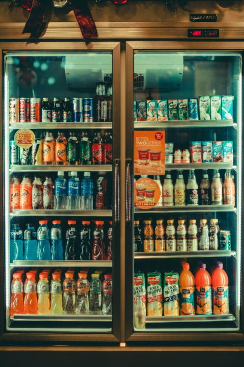 japanese convenience store, convenience store drinks