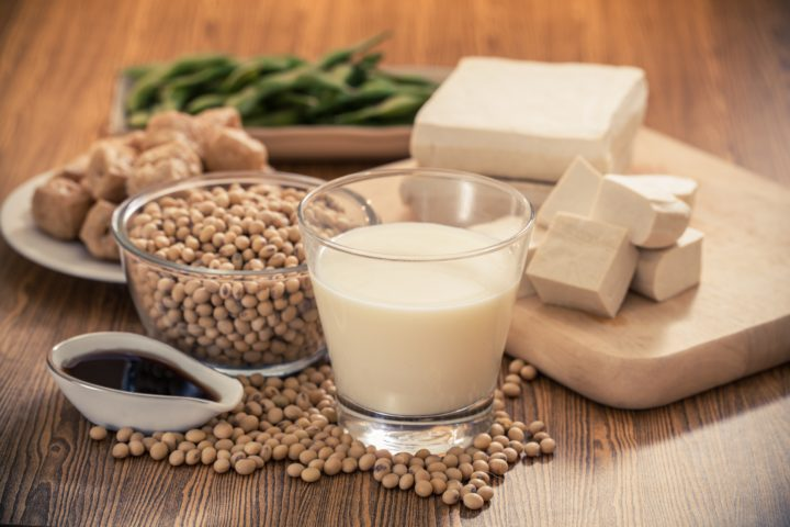 Soybean Products, Tofu, Natto, Fermented Soybean