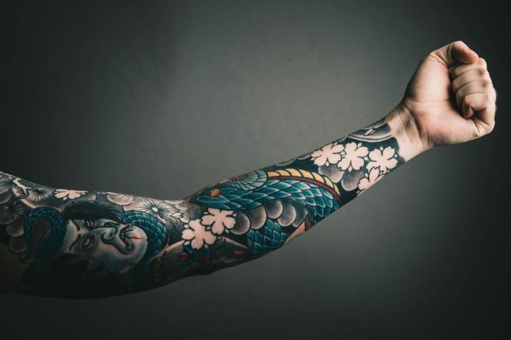 tattoos in japan