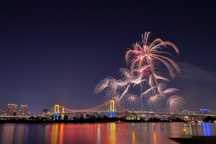 Odaiba, What to do there