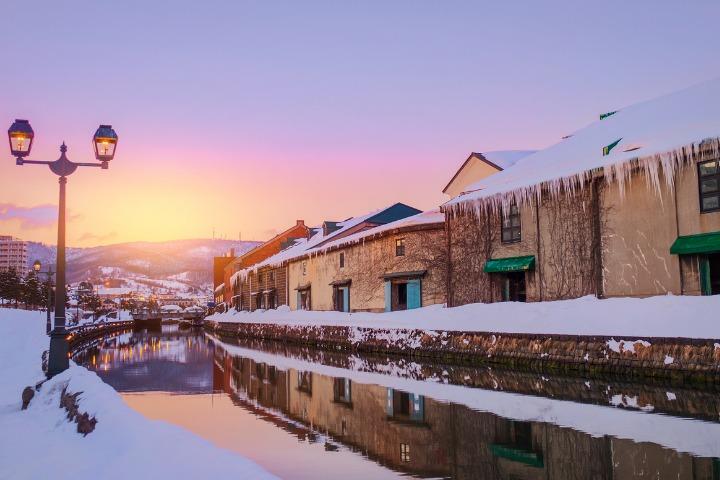 where to live in japan, hokkaido, snow