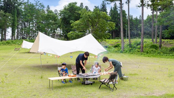 summer vacation myoko bbq