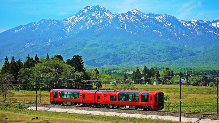 summer vacation railway
