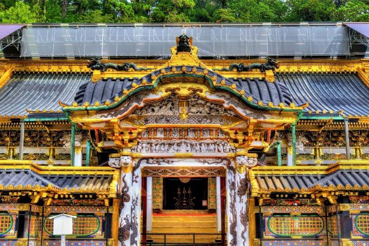 power spots in japan