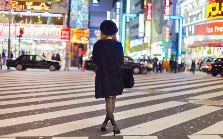 street harassment, japan, safety