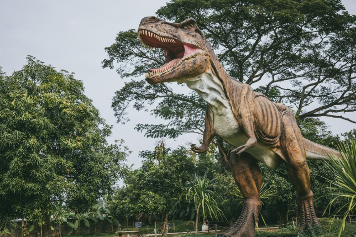 things to do this weekend, Dinosaur Exhibition