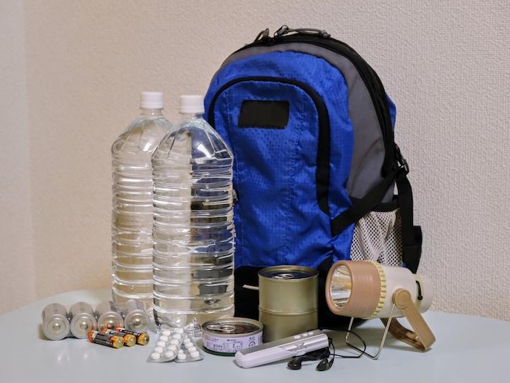 typhoon emergency kit