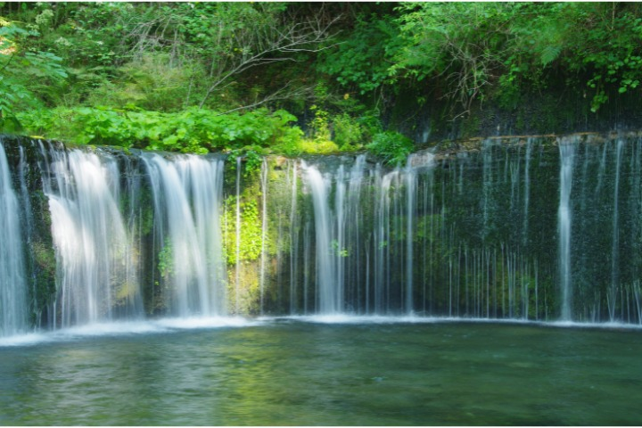 places near tokyo to cool off in summer