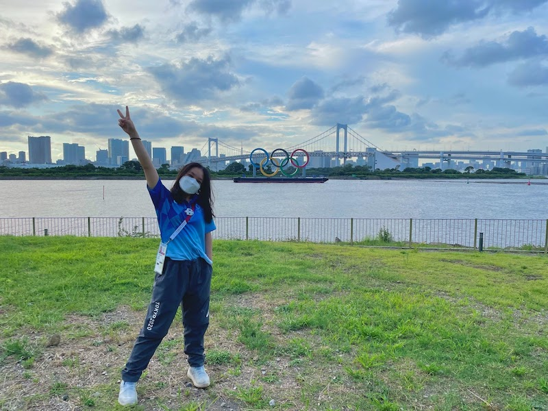 tokyo 2020 olympics volunteering