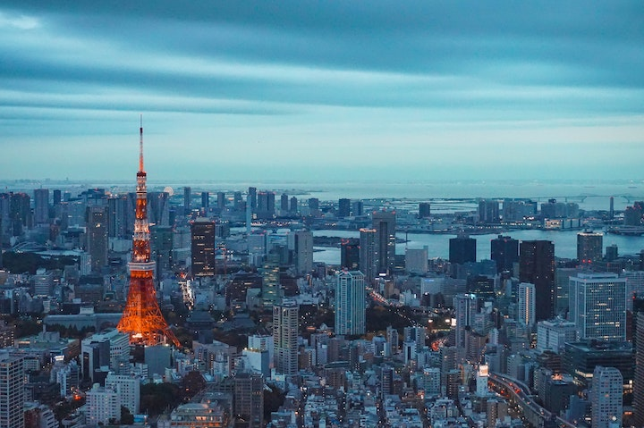 tokyo tower for tokyo olympics
