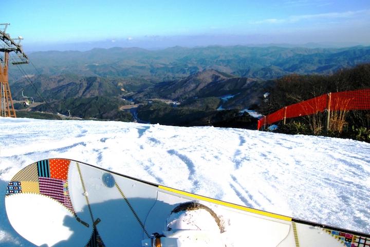 interesting Miyazaki facts, ski resort
