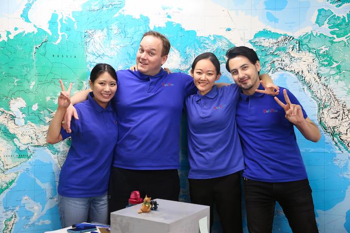 jobs in japan for english speakers, yaruki switch