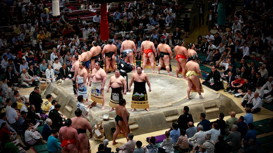 things to do this weekend in tokyo sumo