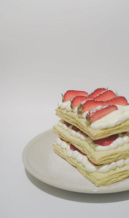 breakfast, japan, shortcake, yakiimo