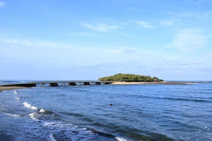 Miyazaki prefecture Aoshima Island