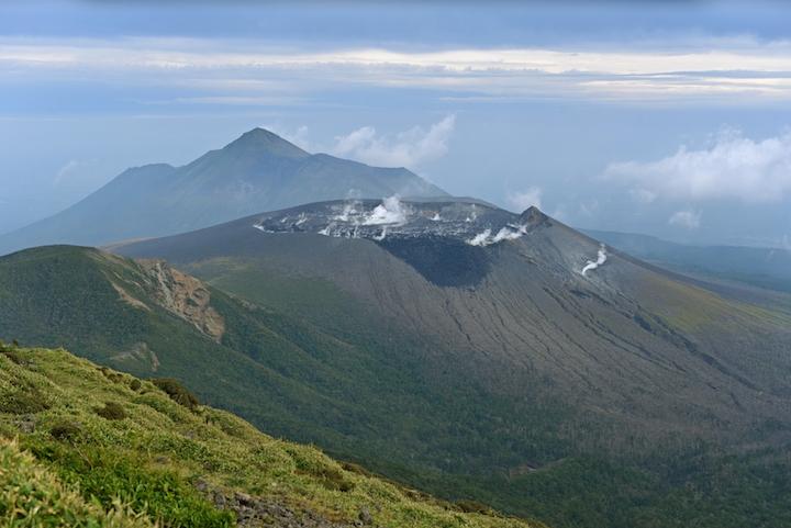 Miyazaki prefecture Kirishima Mountains