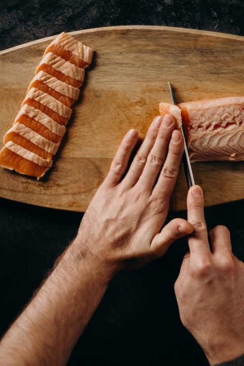 chicken sashimi vs basashi horse sashimi, sashimi
