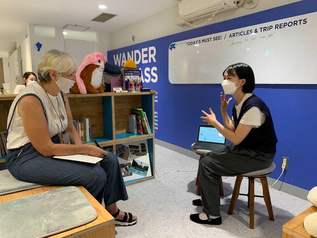 japanese lesson x japan tour go wander japan